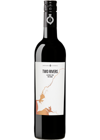 Two Rivers Red Alcohol Free NV 750 ml