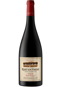Rust en Vrede Estate Syrah 2012 750 ml