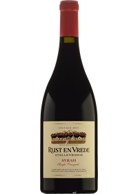 Rust en Vrede Single Vineyard Syrah 2014 750 ml