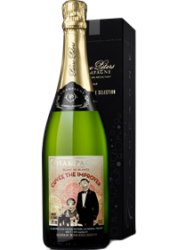 Champagne Cuvée The Improver The Per Gessle Selection NV 750 ml